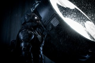 Batman v Superman: Dawn of Justice, Ben Affleck in una scena del film