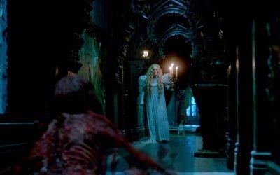 Crimson Peak: 5 motivi per tornare col blu-ray nel terrificante maniero di Guillermo del Toro