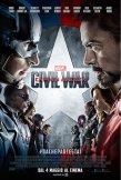 Locandina di Captain America: Civil War