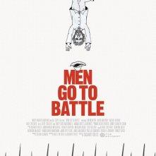 Locandina di Men Go to Battle