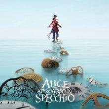 Locandina di Alice attraverso lo specchio
