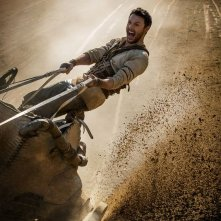 Ben Hur: Jack Huston in una foto del film
