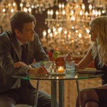 Misconduct: Josh Duhamel e Malin Akerman in una scena del film