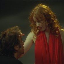 Salomé: Jessica Chastain e Al Pacino in una scena del film