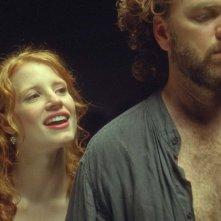 Salomé: Jessica Chastain e Kevin Anderson in una scena del film