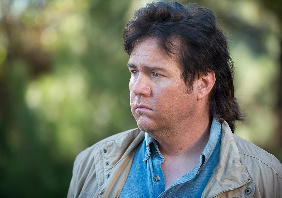 The Walking Dead: Josh McDermitt in Twice As Far