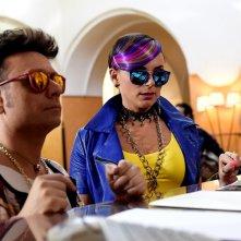 Vita, cuore, battito: Enzo Luppariello e Monica Lima in una scena del film