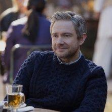 Whiskey Tango Foxtrot: Martin Freeman in una scena del film