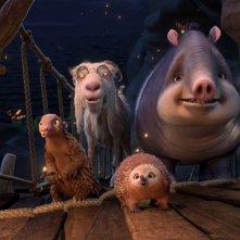 Wild Life: una foto dei simpatici protagonisti del film