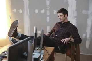 Supergirl: l'attore Grant Gustin nell'episodio World's Finest