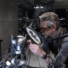 Batman v Superman: Jeremy Irons al lavoro