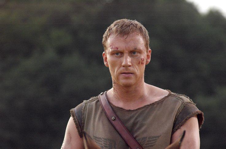 Roma: l'attore Kevin McKidd in una foto della serie