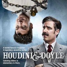 Houdini & Doyle: la locandina della serie