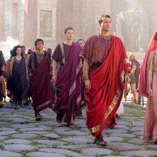 Roma: una foto del cast