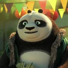 Kung Fu Panda 3: Il padre di Po in un immagine del film