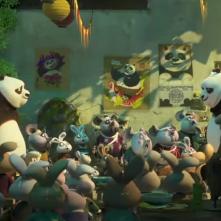 Kung Fu Panda 3: Po e suo padre
