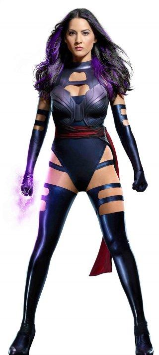X-Men: Apocalypse - Olivia Munn è la sensuale Psylocke in una foto promozionale