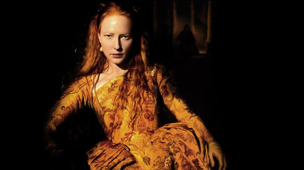 Elizabeth: Cate Blanchett