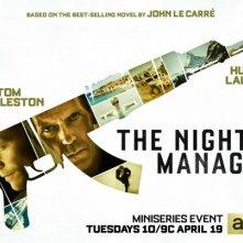 The Night Manager: un'immagine promozionale per la serie