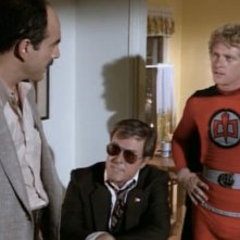 Ralph supermaxieroe: l'attore William Katt in una foto della serie