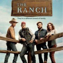 The Ranch: la locandina della serie