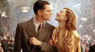 Cate Blanchett e Leonardo DiCaprio in The Aviator