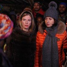 Benvenuti... ma non troppo: Valérie Bonneton e Karin Viard in una scena del film