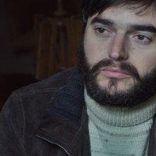 Il bambino di vetro: Paolo Briguglia in un momento del film