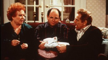 Seinfeld: foto di gruppo per la famiglia Costanza