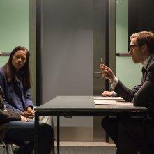 Il nostro traditore tipo: Naomie Harris, Ewan McGregor e Damian Lewis in una scena del film