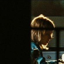 Senza lasciare traccia: Vitaliano Trevisan, Elena Radonicich e Michele Riondino in una scena del film