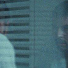 Senza lasciare traccia: Michele Riondino in una scena del film