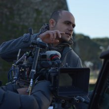 Senza lasciare traccia: il regista Gianclaudio Cappai sul set