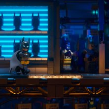 The Lego Batman Movie: Batman in una foto del film