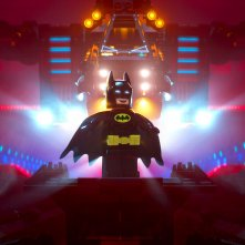 The Lego Batman Movie: una foto del protagonista