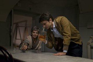 L'età d'oro: Laura Morante e Dil Gabriele Dell'Aiera in una scena del film