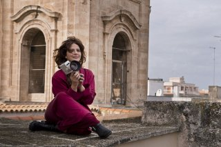 L'età d'oro: Laura Morante in una scena del film