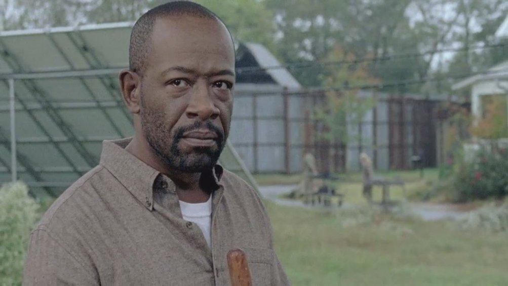The Walking Dead: l'attore Lennie James nella puntata Il secondo livello