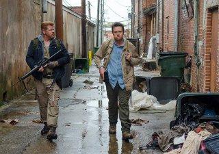 The Walking Dead: Michael Cudlitz e Josh McDermitt nell'episodio intitolato Il secondo livello