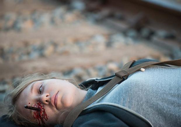 The Walking Dead: l'attrice Merritt Wever nella puntata Il secondo livello