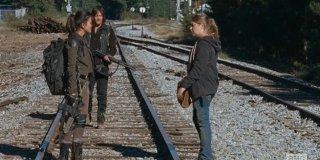 The Walking Dead: Rosita, Daryl e Denise nella puntata Il secondo livello