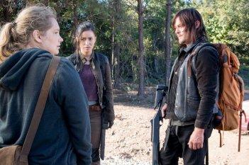 The Walking Dead: una foto dell'episodio Il secondo livello