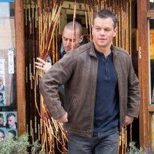 Jason Bourne: Matt Damon sul set di Londra