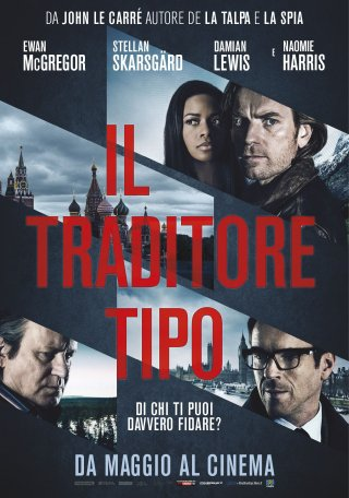 Il traditore tipo, in esclusiva il teaser poster italiano del film