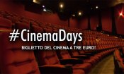 Cinema Days 2016: ecco le sale che aderiscono all'iniziativa