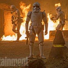 Star Wars: Il Risveglio della Forza - Finn in una scena inedita