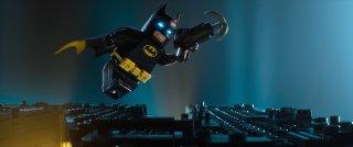 Lego Batman - Il film: un momento d'azione del film animato