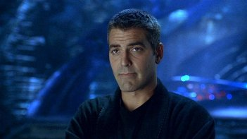 George Clooney in Batman & Robin