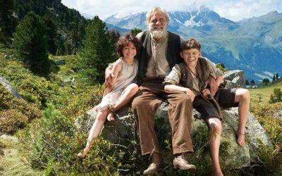 Heidi: i monti sorridono, anche se le caprette non fanno ciao