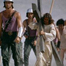 Una scena di Jesus Christ Superstar